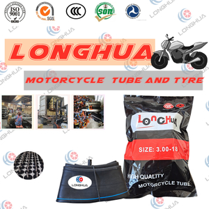 ISO High Performance Motorcycle Natural Inner Tube/Motorcycle Inner Tube(2.75-17)