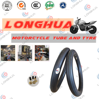 18 Inch OEM New Natura Rubber Motorcycle Inner Tube for nigeria market (3.00/3.25-18) with soncap